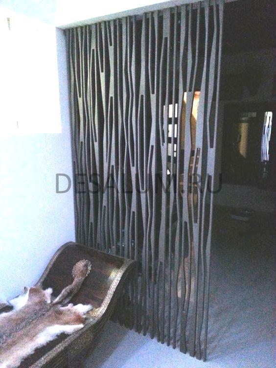 деревянные резные перегородки desalum