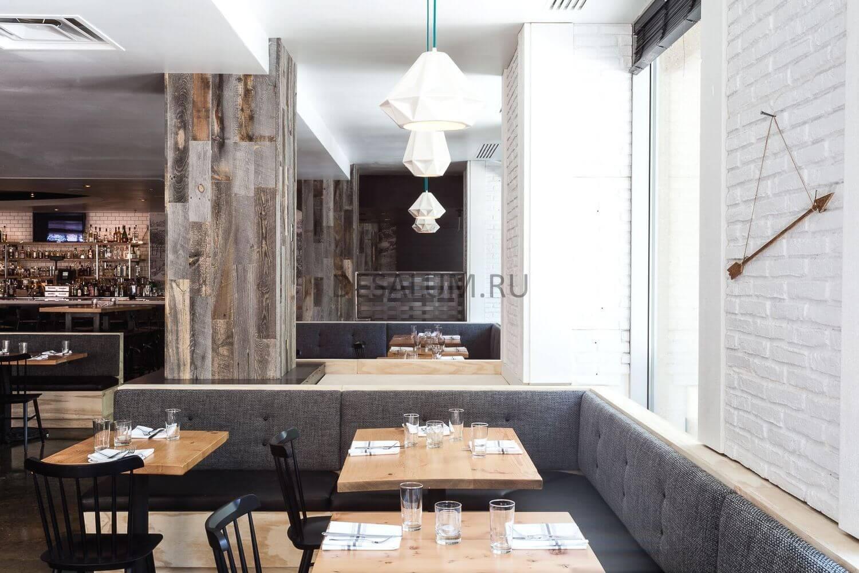 Перегородки для кафе и ресторанов