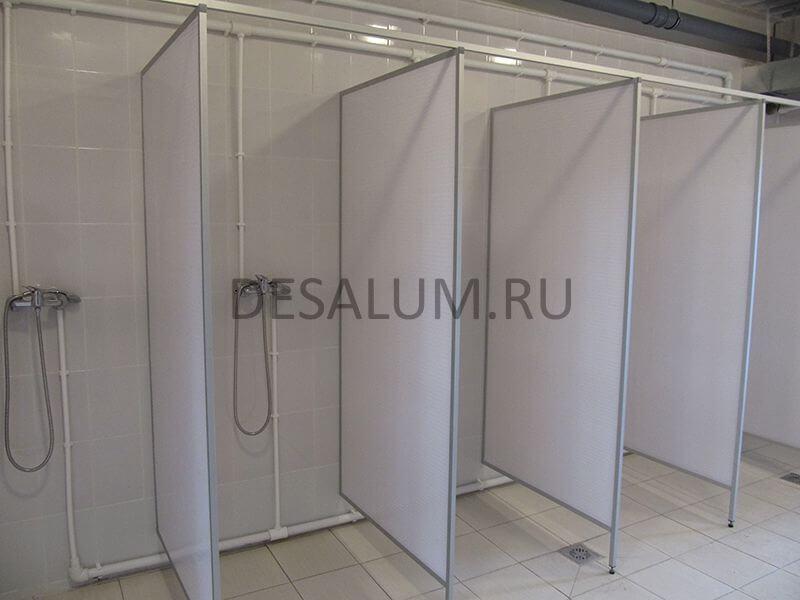 пластиковые перегородки для туалета