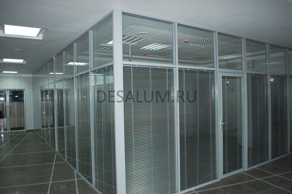 алюминиевые перегородки