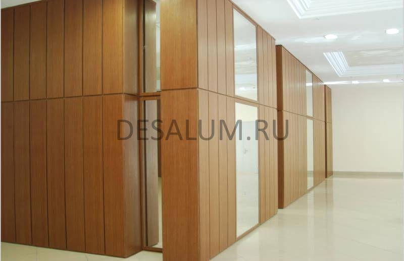 Противопожарные стеновые панели desalum