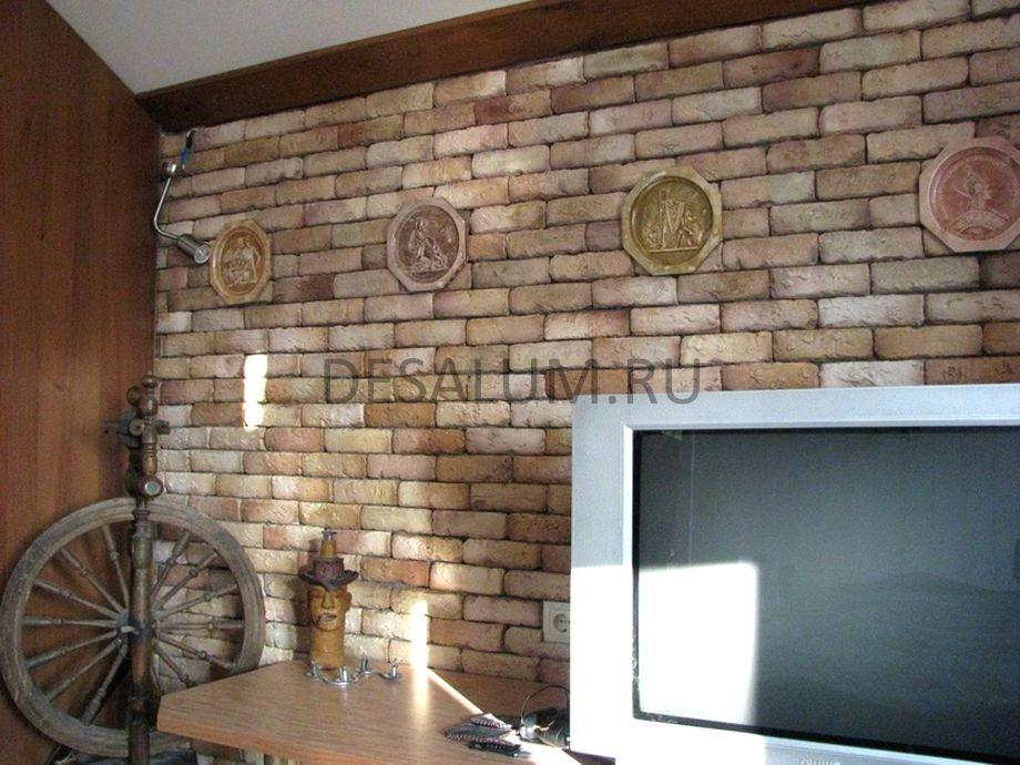 Стеновые панели 3Д из ПВХ desalum