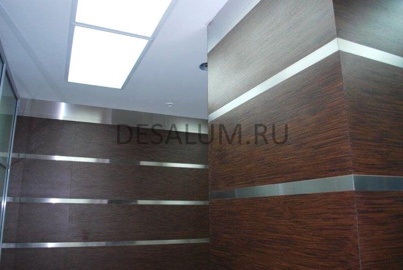 Стеновые панели из ДСП и ЛДСП desalum