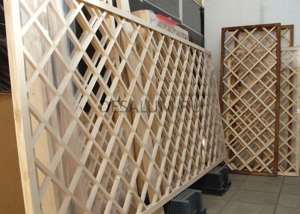 деревянные перегородки desalum