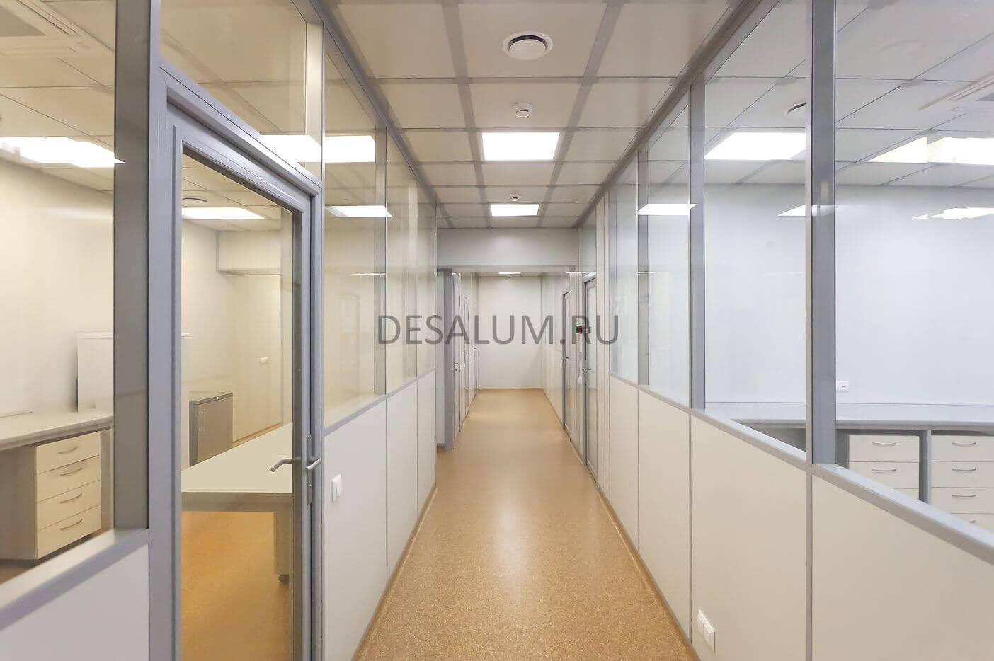мобильные перегородки desalum