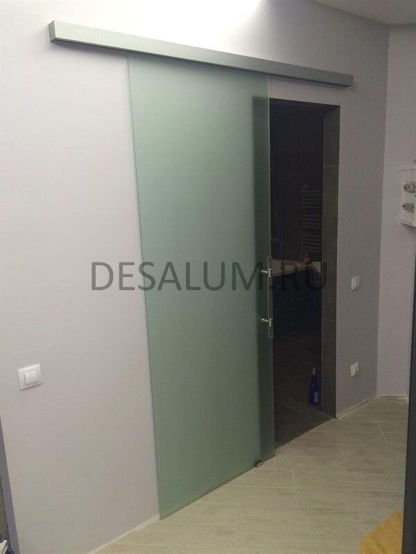 Откатные межкомнатные двери desalum