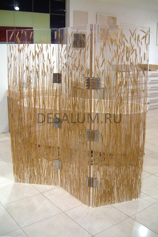Деревянные ширмы перегородки desalum