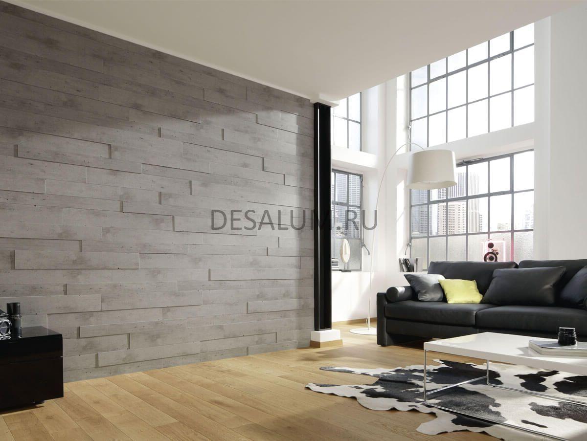 Стеновые 3D панели для внутренней отделки desalum