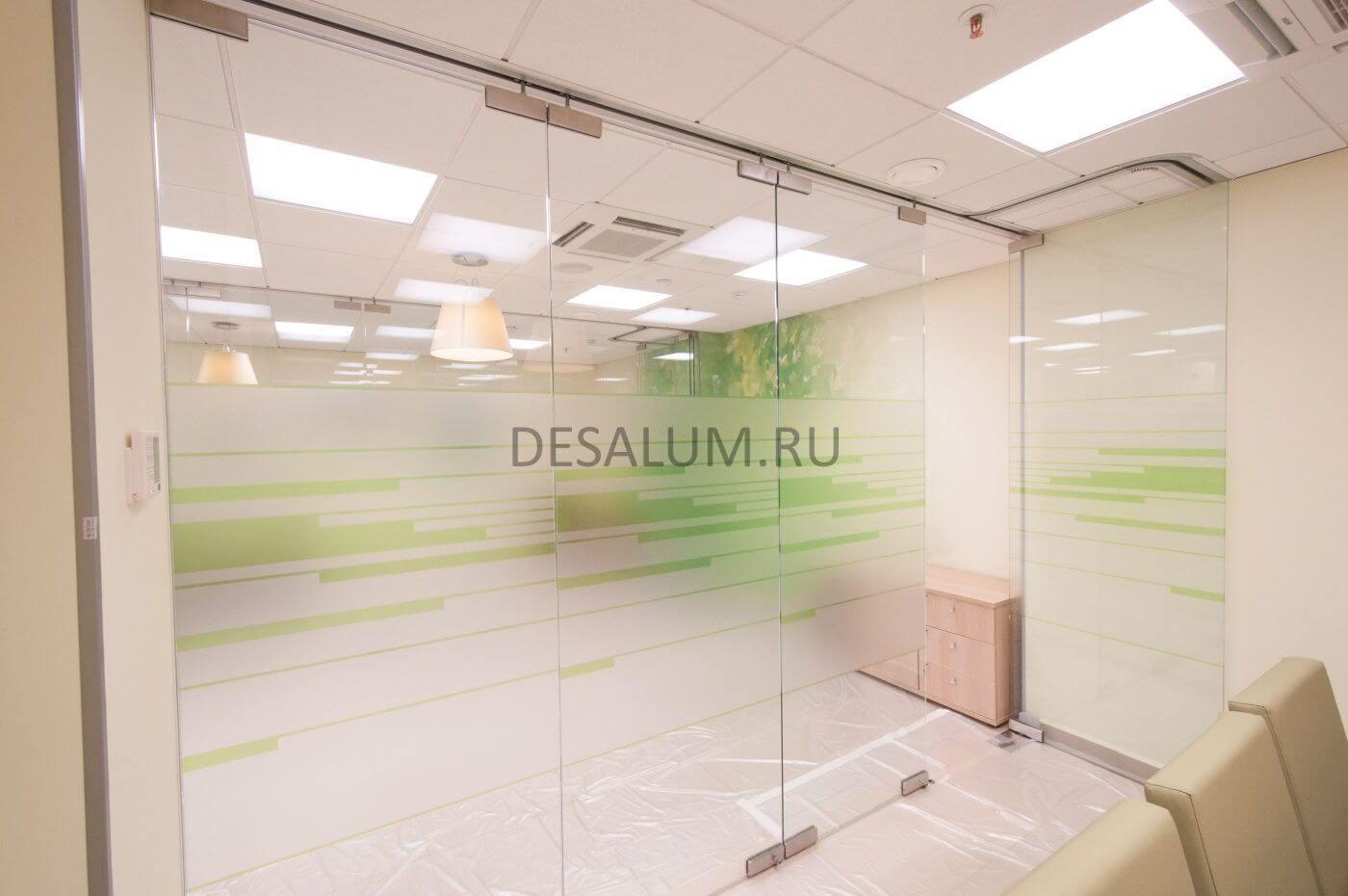 трансформируемые перегородки desalum