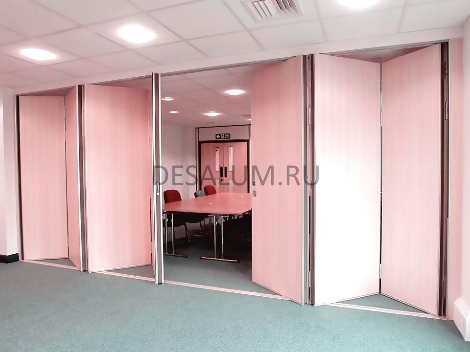 Звукоизолирующие офисные перегородки desalum